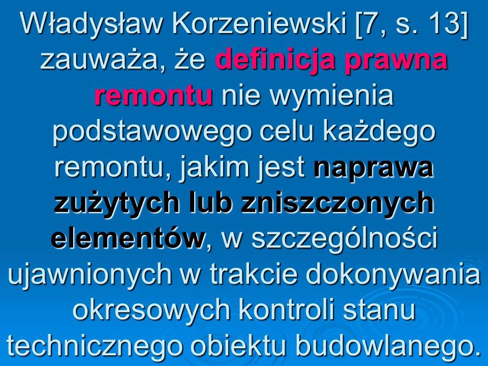 Władysław Korzeniewski [7, s